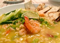 Aštri tailandietiška sriuba