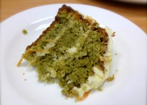 Žaliosios arbatos tortas