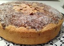 Karamelinio sūrio tortas
