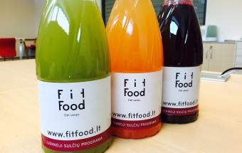 fit-food kokteiliai
