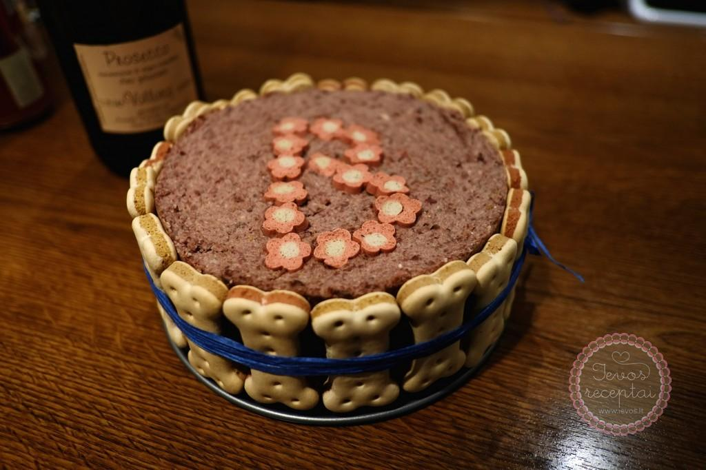 Tortas šuniui